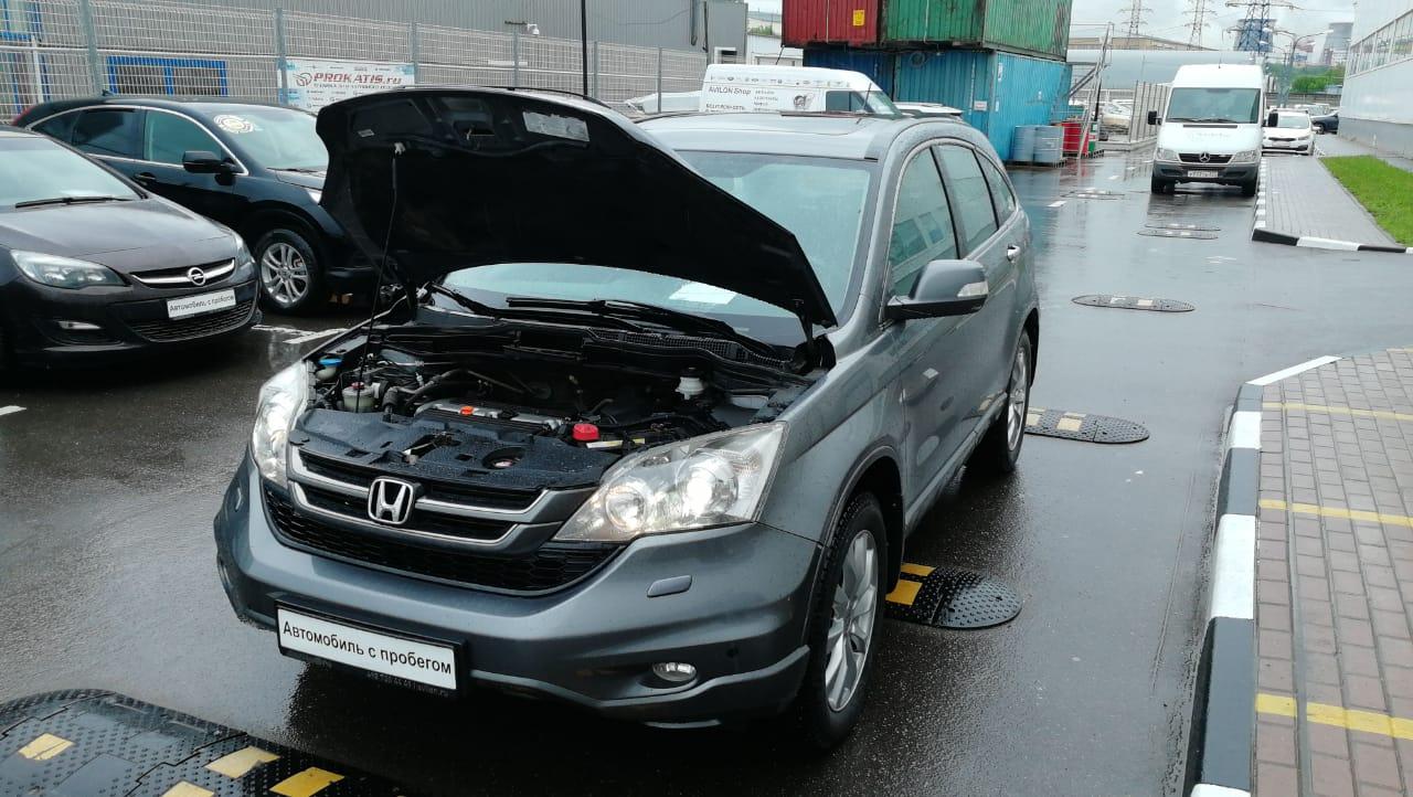 Хонда CR-V, 2.4. 2010 года
